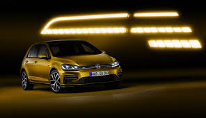 volkswagen golf reworked 2017 vw golf arrives with more tech new engines 51 pics