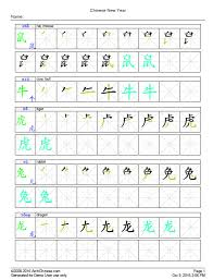 mandarin teaching tools 学中文工具 arch chinese