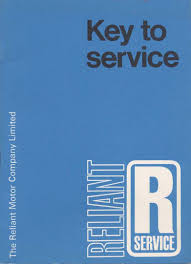 reliant brochures cartype