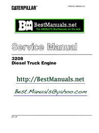 100 caterpillar 3116 maintenance manual cat 924g loader