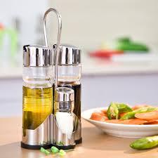 Olive Oil And Vinegar Bottles by Aliexpress Com Buy Glass Olive Oil Vinegar Salt Pepper Set Oil