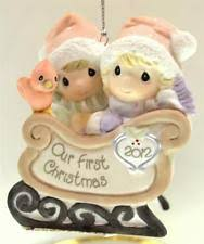 precious moments our together 2012 ornament 121004