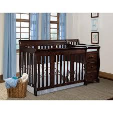 nursery rooms traditional look storkcraft portofino dark wood
