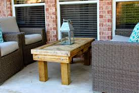 Diy Patio Coffee Table Metal Patio Coffee Table Home Design Ideas