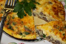 lyc de cuisine how to a frittata with sausage and cheeses on