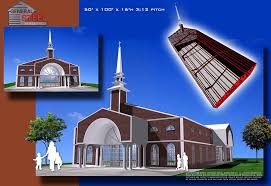 Prefab Church Buildings Why Metal Churches General Steel Church by Church Design General Steel Building Plans How To Guide