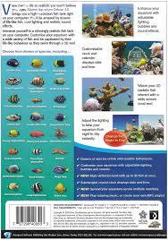 amazon com marine aquarium deluxe 3 0 screensaver version 3