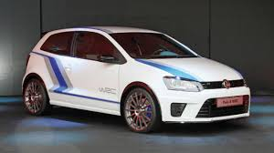 volkswagen polo headlights modified polo r wrc too too too powerful top gear