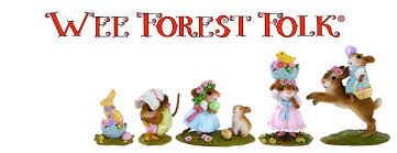 wee forest folk wee forest folk mice mouse figuerines