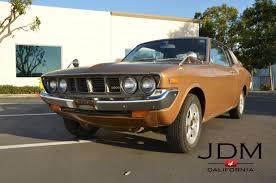 mitsubishi galant jdm jdm toyota corona mark ii 1973 jdm of california