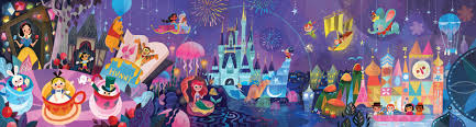 peterpan tinkerbell tumblr the mural i did for disney tokyo celebration hotel here are some close ups