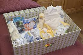 newborn baby necessities is a box the answer to indiana s high infant mortality rate