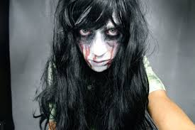 the ring inspired halloween make up tutorial youtube