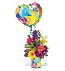 balloon bouquet delivery mug balloon bouquet johnson city gray florist posyshoptn
