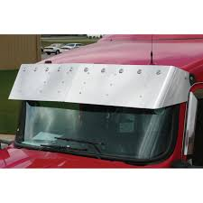 kenworth w900 parts kenworth t600 stainless steel exterior light bars and trim panels