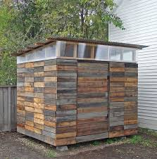 12 best pallet shed ideas images on pinterest pallet house