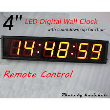 office design digital office clocks digital office wall clocks
