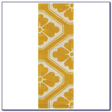 Grey Runner Rug Yellow Grey Runner Rug Rugs Home Design Ideas 2x7wd1qjvd