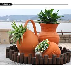 personalized flower pot personalized large decorative flower pots personalized large