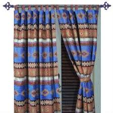 Southwestern Style Curtains Excellent Ideas Mexican Curtains Natice Southwestern Style By