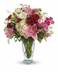next day delivery flowers a fresh garden style bouquet with classic white hydrangea roses