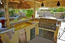 Outside Kitchens Designs Outdoor Kitchen With Lanai Outdoor Kitchen Design Ideas For