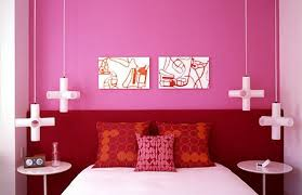 Purple Pink Bedroom - 69 colorful bedroom design ideas digsdigs