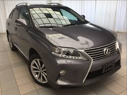 certified used lexus rx 350 certified 2015 lexus rx 350 touring package 1 owner ecp gold
