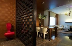 interior living room divider design foyer living room divider