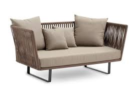 Kettal Outdoor Furniture Bitta 2 Seater By Kettal Stylepark