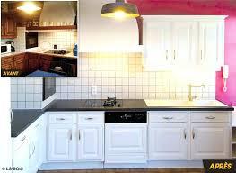 restaurer une cuisine rustique relooker une cuisine rustique en chne repeindre cuisine rustique