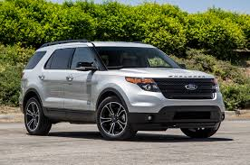 Ford Explorer Exhaust - 22