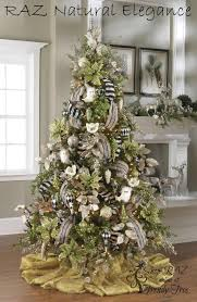 Decorate Christmas Tree Online by 22 Best Trendy Tree Presents The 2015 Raz Christmas Trees Images