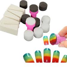 aliexpress com buy nail sponge stamper beauty manicure tool