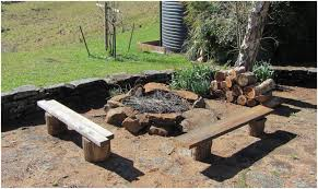 backyards chic considering backyard fire pit heres what you
