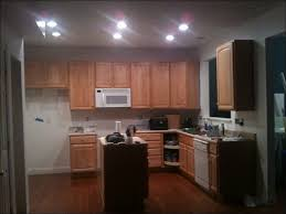 Kitchen Light Fixtures Over Island by Kitchen Led Pot Lights Flush Mount Can Light Kitchen Ceiling