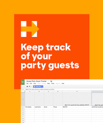 Host Excel Spreadsheet Hosting A Debate Print Out Our Handy Guest