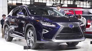 lexus rx 350 kbb 2016 lexus rx 2015 new york auto show youtube