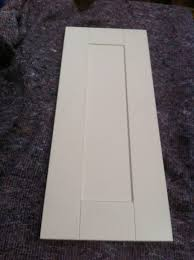 Matt Ivory Cream Shaker Kitchen UnitCabinet Cupboard Doors Fits - B and q kitchen cabinets