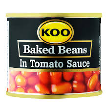 koo baked beans in tomato sauce 6 x 215g lowest prices