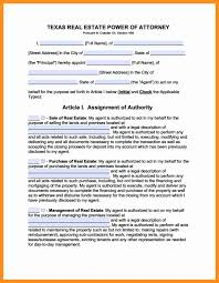 Power Of Attorney Form Medical by 7 Texas Medical Power Of Attorney Form Pdf Scholarship Letter