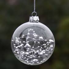 Christmas Tree Balls Online Buy Wholesale Clear Glass Christmas Tree Ornaments From