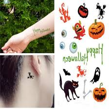 halloween makeup stickers online buy wholesale spider tattoo from china spider tattoo