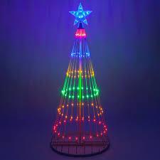 the aisle led metal tree lighted display reviews wayfair
