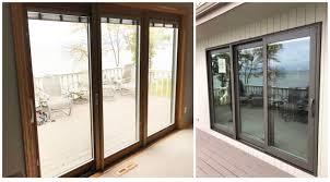 Patio Doors With Windows That Open Window Door Project Gallery Pella Doors Windows Of Northern