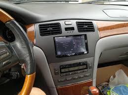 lexus is 350 dashboard replacement 2005 lexus es330 factory stereo replacement clublexus lexus