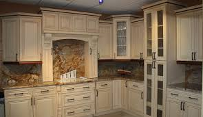 Kitchen Cabinets Painted With Chalk Paint Cabinet Antiquing Kitchen Cabinets Cute Distressed Kitchen