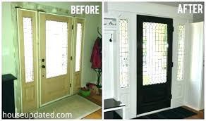 Exterior Door Casing Replacement Door Molding Ideas Exterior Door Molding Kit Decorative Door