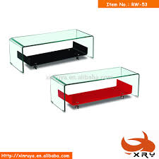 Glass Coffee Tables by Red Glass Coffee Table Red Glass Coffee Table Suppliers And
