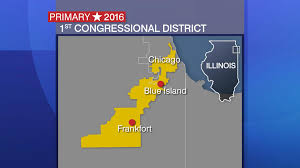 Arizona Congressional District Map by Illinois U0027 1st Congressional District Candidates Chicago Tonight
